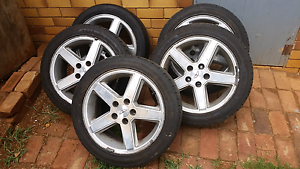 "TICKFORD 17"" RIMS Oxley Vale Tamworth City Preview"