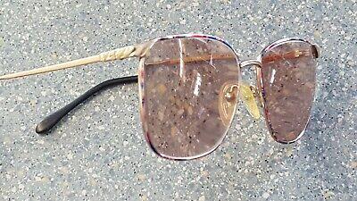 Charmant Gold Titanium Designer Designer Glasses Frames Made in Italy (Designer Glass Frames)