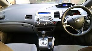 Honda Civic Auto Dalkeith Nedlands Area Preview
