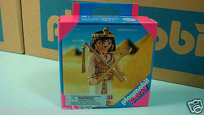 Playmobil 4651 special series Cleopatra Egyptian Queen MIBNO new Geobra toy 172