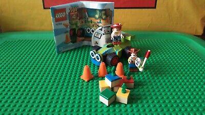 Lego Disney Toy Story 4 Woody & RC Building Kit + Jessie Minifigure 10766