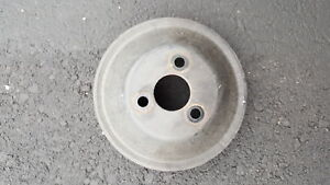 Bmw e46 water m54 pump pulley