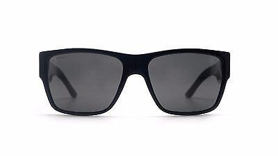 NWT Versace Sunglasses VE 4296 GB1/87 Black / Gray 59 mm VE4296 GB187 NIB