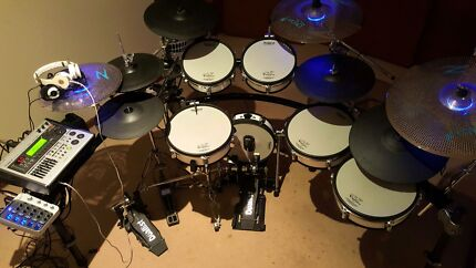 Roland TD20 Drum Kit Richmond Hawkesbury Area Preview