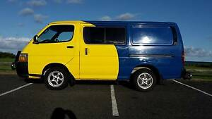 2002 Toyota campervan Bulli Wollongong Area Preview