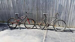 Cleaning the shed free bikes Adamstown Newcastle Area Preview