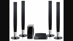 LG 5.1 surround sound with DVD player Greenvale Hume Area Preview