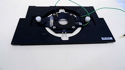 Sa-20lz Microscope Stage Adapter Ph2 Heated Platform Perfusion Chamber