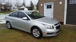 2016 Chevrolet Cruze +++++ Autostart , Back up Camera
