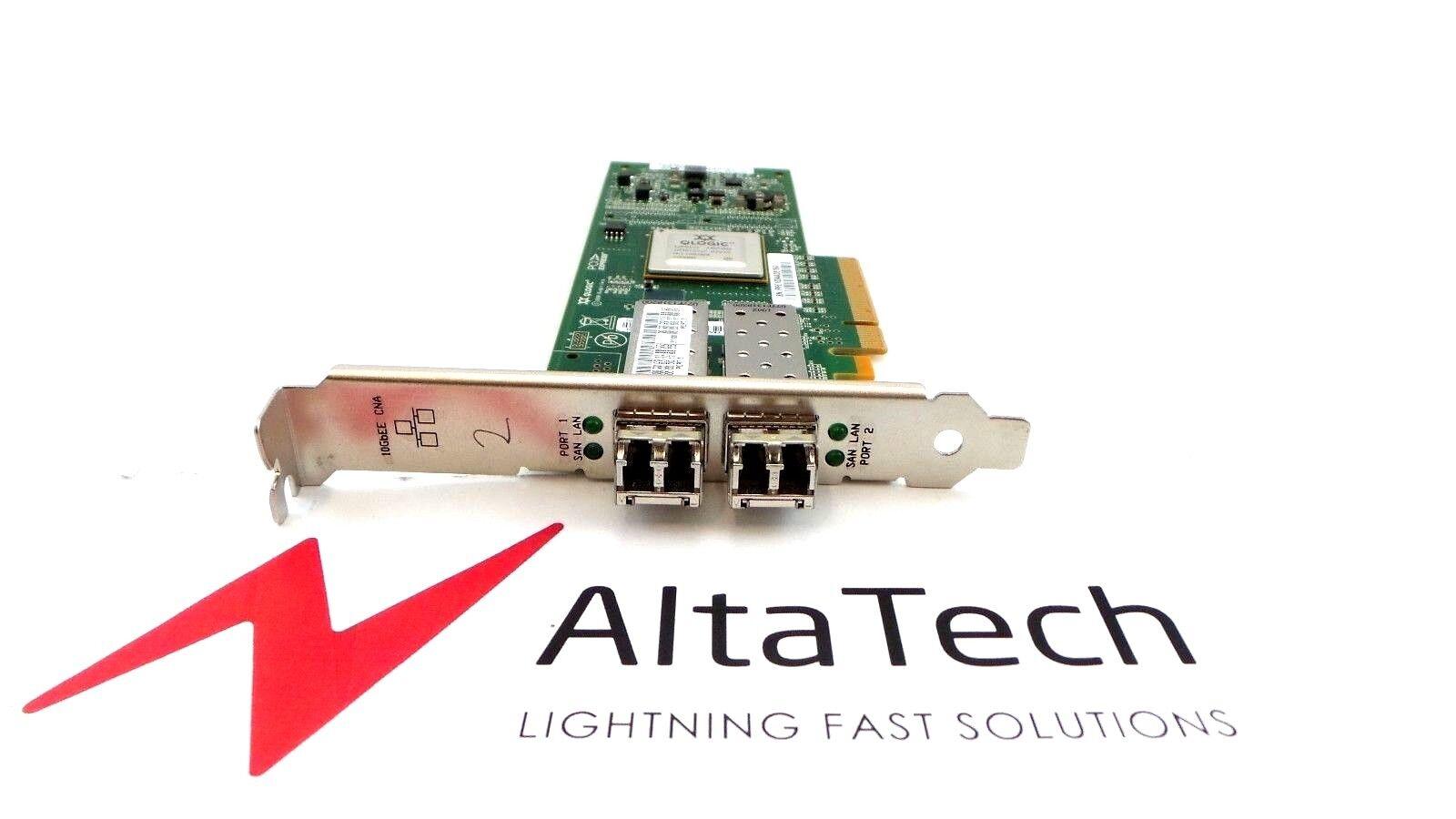 *New* IBM QLogic 42C1800 10Gb Dual Port CNA Card QLE8142-IBMX Network Adapter