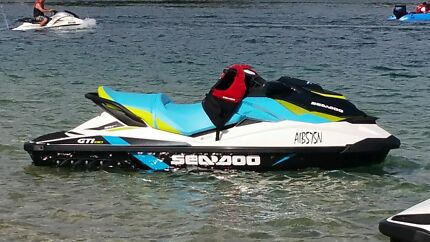 Seadoo Gti 130 Medowie Port Stephens Area Preview