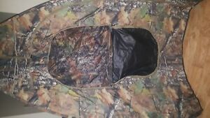 Altan safe ground hunting blind