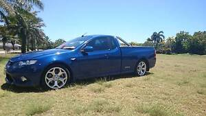 Turbo Ford Falcon Ute Westcourt Cairns City Preview