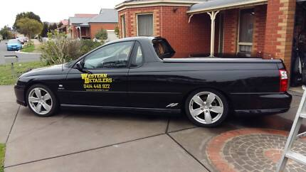 2002 Holden Commodore Ute Caroline Springs Melton Area Preview