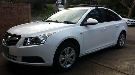 2009 Holden Cruze Sedan Manual Crows Nest North Sydney Area Preview