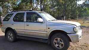 1999 Holden Frontera SE 4x4 Rosevale Ipswich South Preview