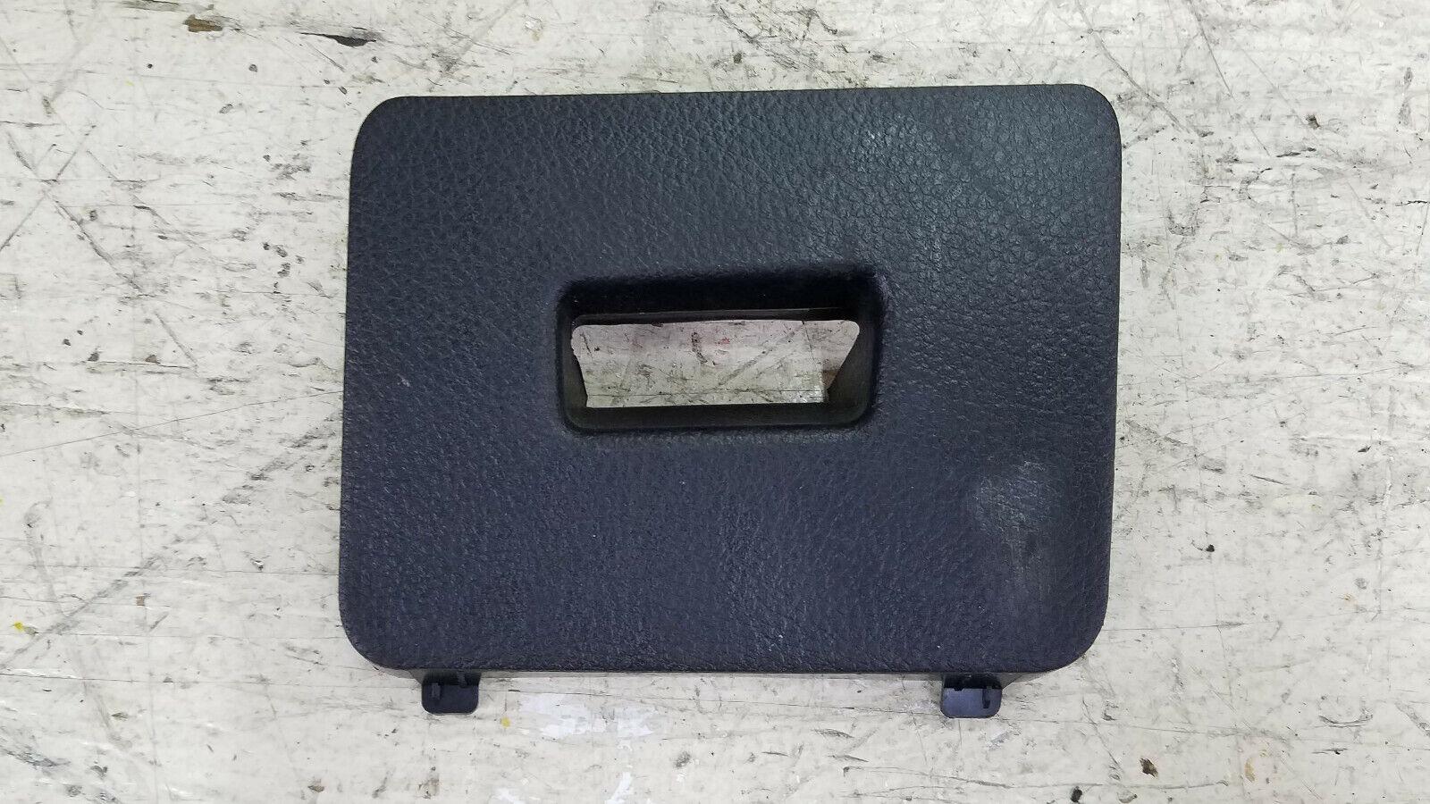 2012 nissan altima interior fuse box panel cover lid under dash oem