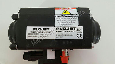 Flojet P5000551 Syrup Pump Wbib Hose Connect Pepsi Co2 Elbow Shut Off