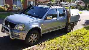 Holden Rodeo dual cab ute Rostrevor Campbelltown Area Preview