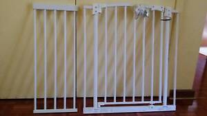 Perma Child Safety Gate (with 30cm extension) Dudley Lake Macquarie Area Preview