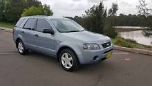 2008 Ford Territory Wagon Lansvale Liverpool Area Preview
