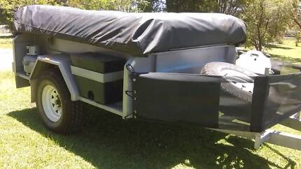 Johnno's Camper Trailer 2012 Gympie Gympie Area Preview