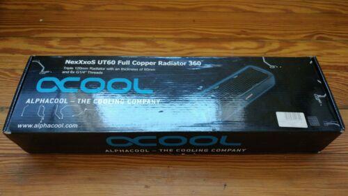 Alphacool NexXxoS UT60 Full Copper 360mm