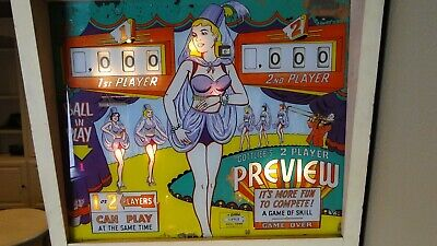 Gottlieb Preview Pinball Machine