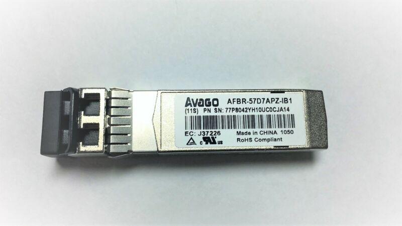 Afbr-57d7apz-ib1 Avago 8g Fibre Channel Sfp Optical Transceiver