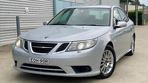 2008 SAAB 9-3 LINEAR 2.0L TURBO SPORTS AUTO - FULL SERVICE HISTORY  FINANCE AVAILABLE TRADE INS OK! South Windsor Hawkesbury Area Preview
