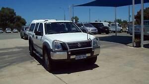 2007 Holden Rodeo LX D/Cab 4x4 Dual Fuel Ute Maddington Gosnells Area Preview