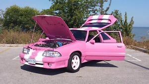 1992 Ford Mustang. $3500
