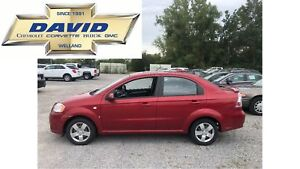 2008 Chevrolet Aveo LT/ LOADED/ SUNROOF/ AS-TRADED !!