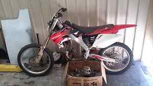 2005 honda 250 Tranmere Campbelltown Area Preview