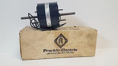 Nos Packard Franklin Electric Shade Pole Motor 80176 820-840 8353510441 115v