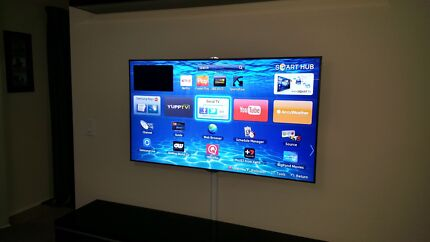 """Samsung  55"""" series 8 LED 3D full high definition Smart tv   Burleigh Waters Gold Coast South Preview"""