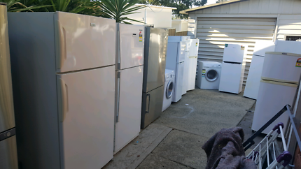 Lots of fridges/washers free delivery and warranty
