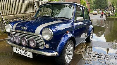 Supercharged Mini Cooper Sport