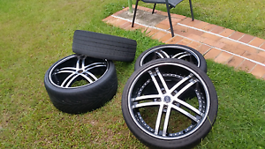 Ve wheels $600 Meadowbrook Logan Area Preview