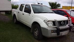 2007 Nissan Navara Ute Farleigh Mackay Surrounds Preview