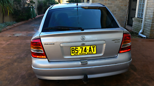 2001 holden astra  hatchback  manual Lake Haven Wyong Area Preview