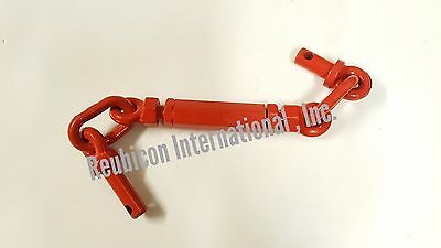 Mahindra Tractor Stabilizer Sway Check Chain Assembly Single Loop -2058