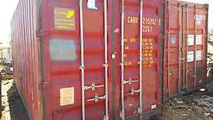 20ft and 40ft shipping containers Broken Hill Central Broken Hill Area Preview
