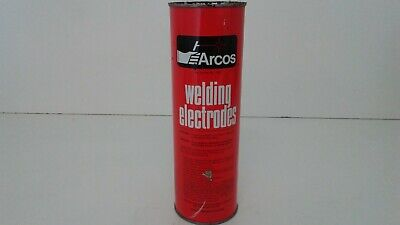New Old Stock Arcos 332 Welding Electrode Mil-e-222003f