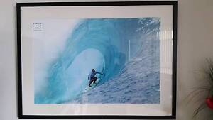 Surfing Photo Framed Manly Manly Area Preview