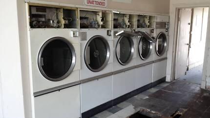 5 x Huebsch Commercial Laundry Dryers Mosman Park Cottesloe Area Preview