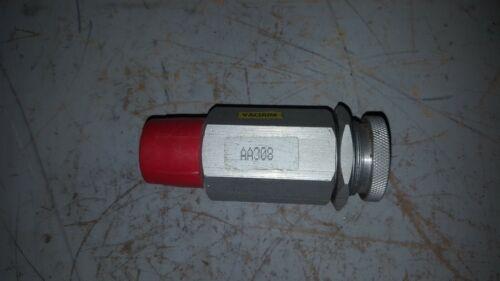 Gast Vacuum Relief Valve, AA308