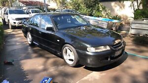 1995 Holden Commodore Executive 5 Sp Manual 4d Sedan