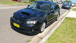 Subaru wrx 2008 g3 rego till nxt jan 130ks logbooks Georges Hall Bankstown Area Preview