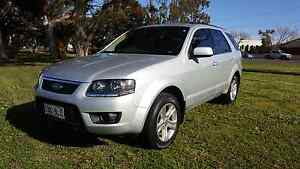 2009 SY II Ford Territory Pooraka Salisbury Area Preview